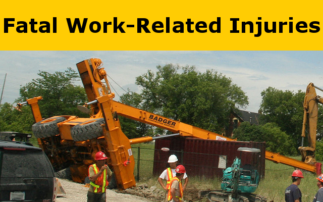 Fatal Work-Related Injuries report link