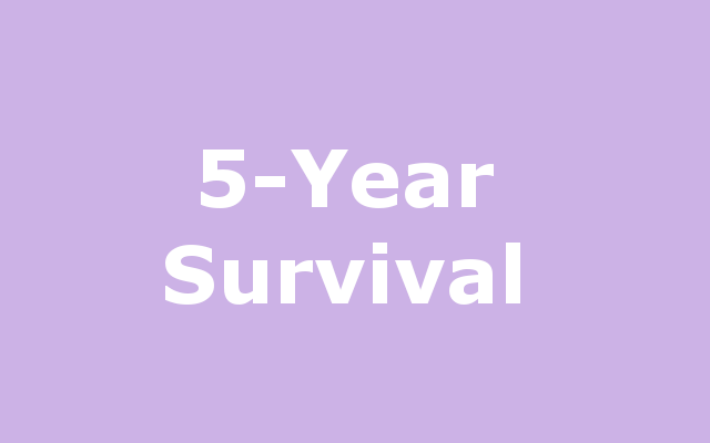 5-Year Cancer Survival report link