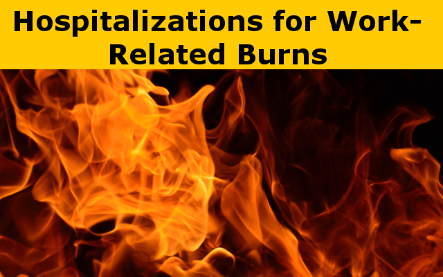 Hospitalizations for Work-Related Burns report link
