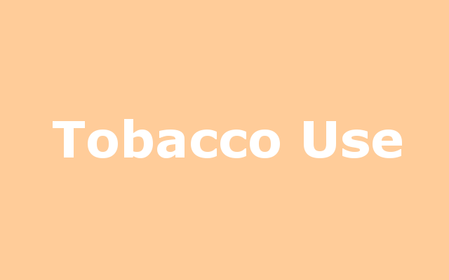 Teen Tobacco Use report link